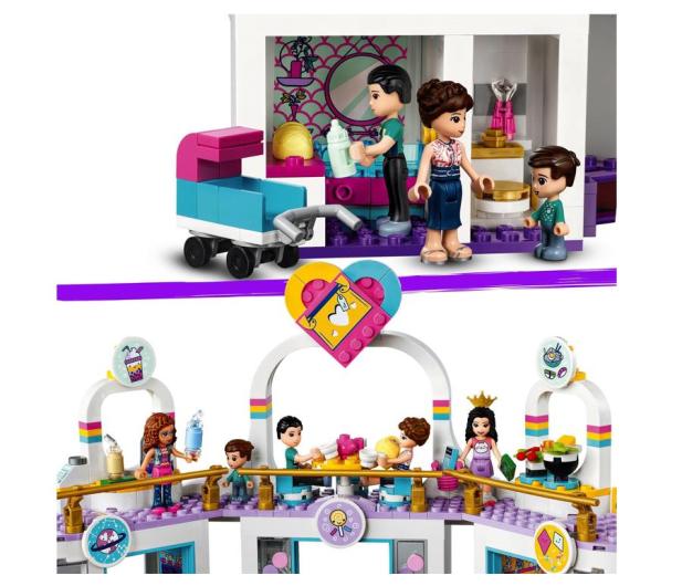 LEGO Friends 41450 Centrum handlowe w Heartlake City - 1015582 - zdjęcie 6