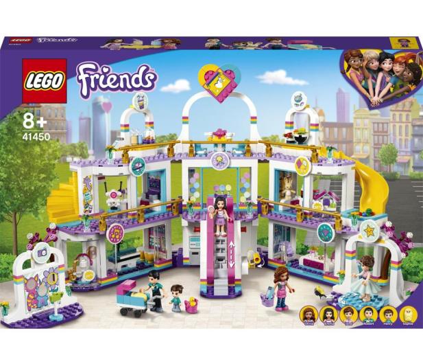 LEGO Friends 41450 Centrum handlowe w Heartlake City - 1015582 - zdjęcie