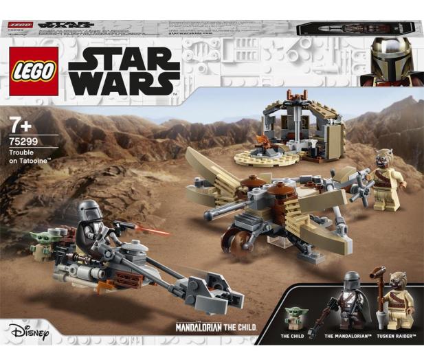 LEGO Star Wars 75299 Kłopoty na Tatooine - 1012143 - zdjęcie