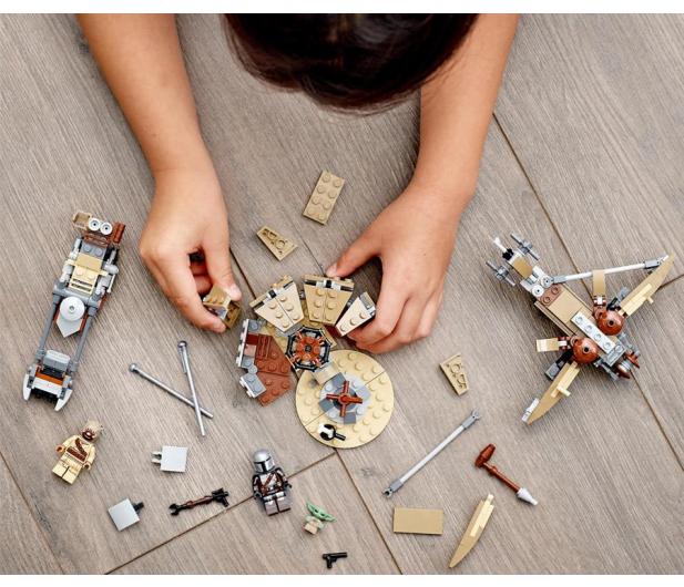 LEGO Star Wars 75299 Kłopoty na Tatooine - 1012143 - zdjęcie 3