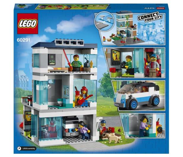 LEGO City 60291 Dom rodzinny - 1012988 - zdjęcie 8