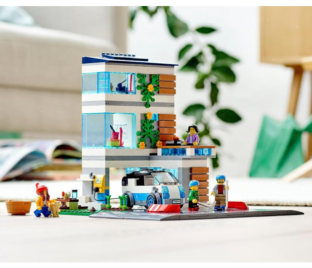 LEGO City 60291 Dom rodzinny - 1012988 - zdjęcie 4
