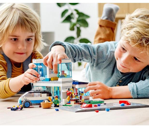 LEGO City 60291 Dom rodzinny - 1012988 - zdjęcie 3