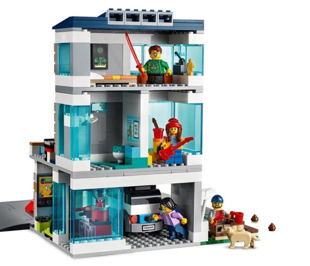 LEGO City 60291 Dom rodzinny - 1012988 - zdjęcie 6
