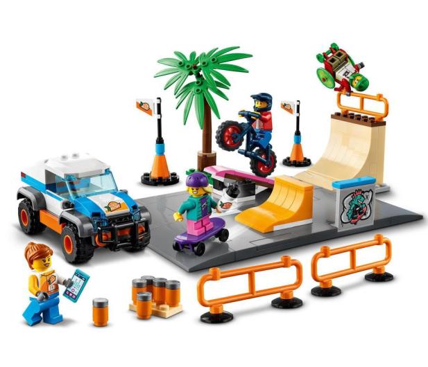 LEGO City 60290 Skatepark - 1012989 - zdjęcie 5