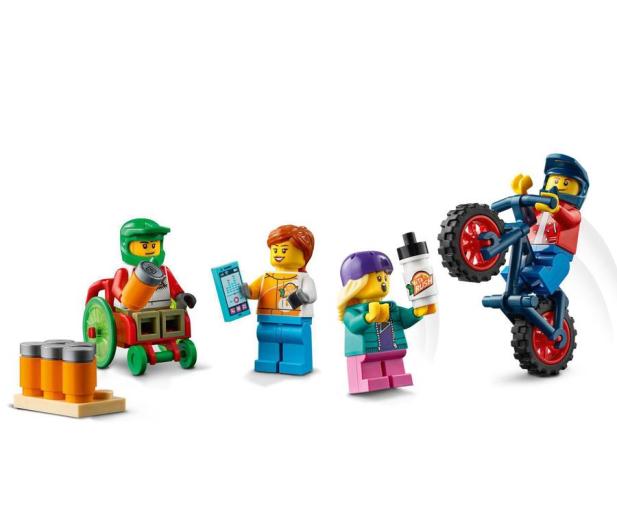 LEGO City 60290 Skatepark - 1012989 - zdjęcie 8