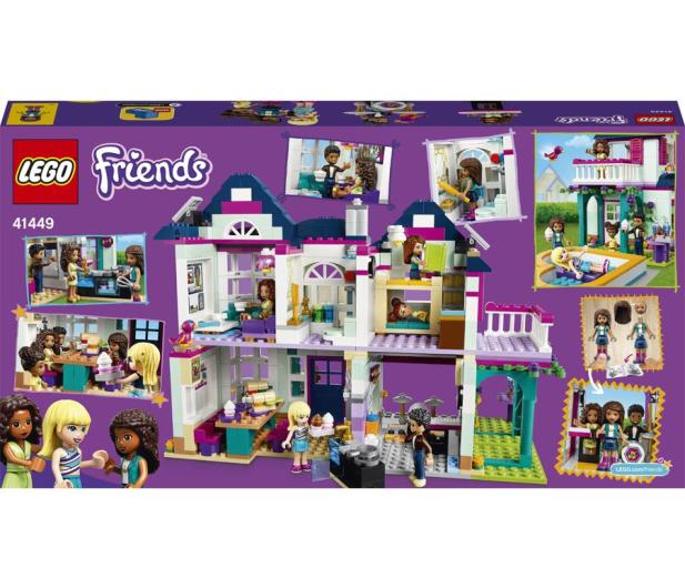 LEGO Friends 41449 Dom rodzinny Andrei - 1012746 - zdjęcie 7