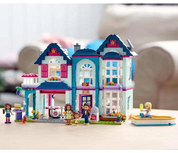 LEGO Friends 41449 Dom rodzinny Andrei - 1012746 - zdjęcie 4
