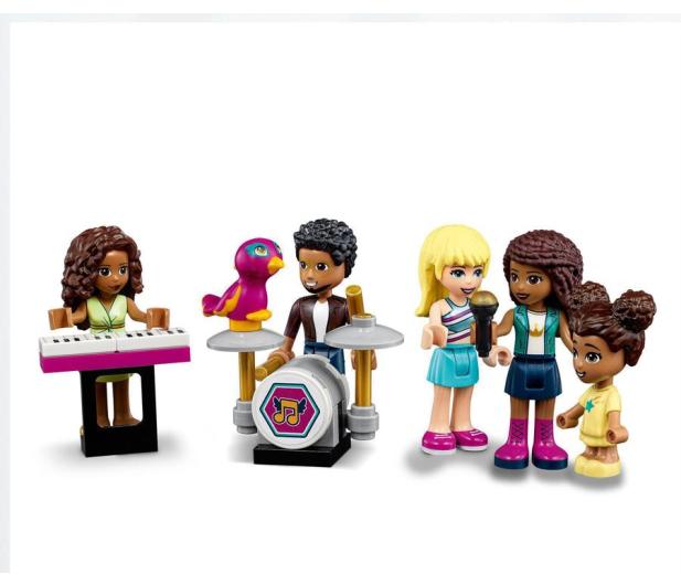 LEGO Friends 41449 Dom rodzinny Andrei - 1012746 - zdjęcie 6
