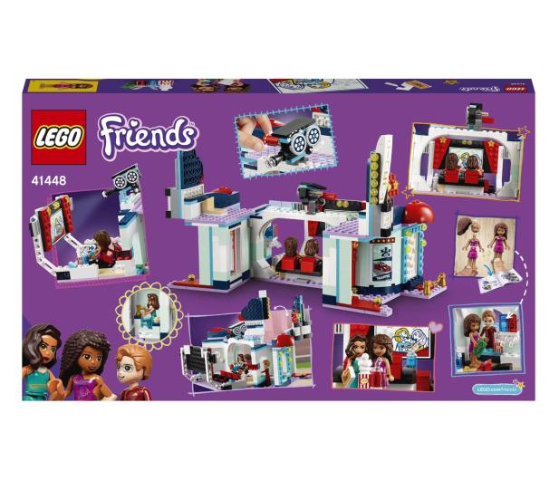 LEGO Friends 41448 Kino w Heartlake City - 1012745 - zdjęcie 9