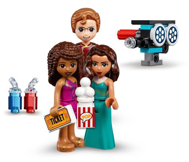 LEGO Friends 41448 Kino w Heartlake City - 1012745 - zdjęcie 5