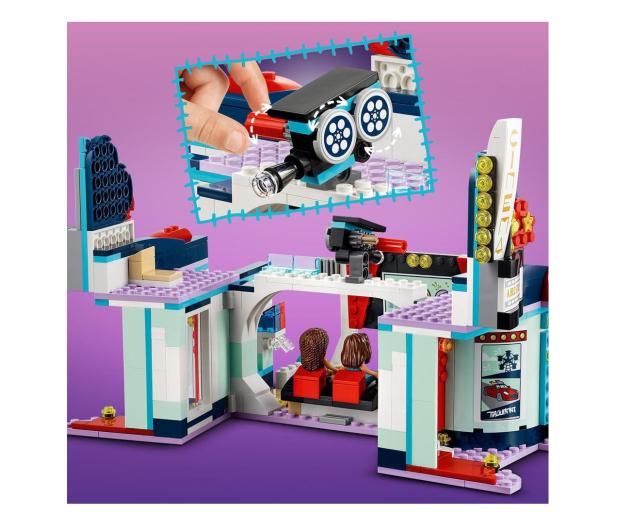 LEGO Friends 41448 Kino w Heartlake City - 1012745 - zdjęcie 8