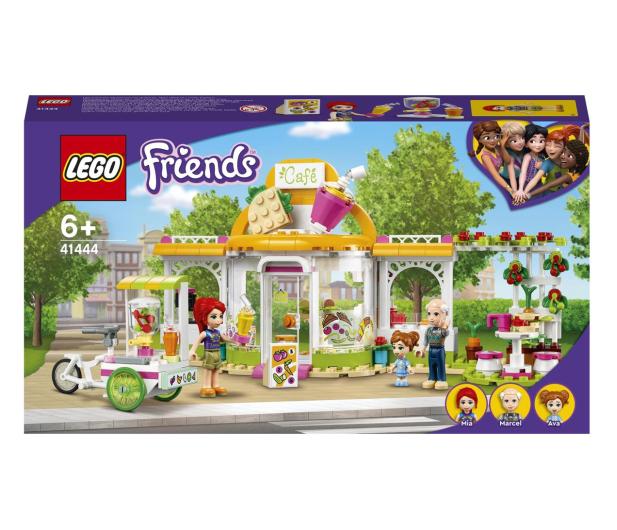 LEGO Friends 41444 Ekologiczna kawiarnia w Heartlake  - 1012743 - zdjęcie