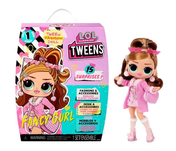 L.O.L. Surprise! Tweens Doll- Fancy Gurl - 1021804 - zdjęcie