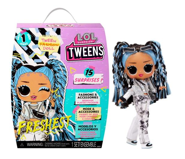L.O.L. Surprise! Tweens Doll- Freshest - 1021805 - zdjęcie