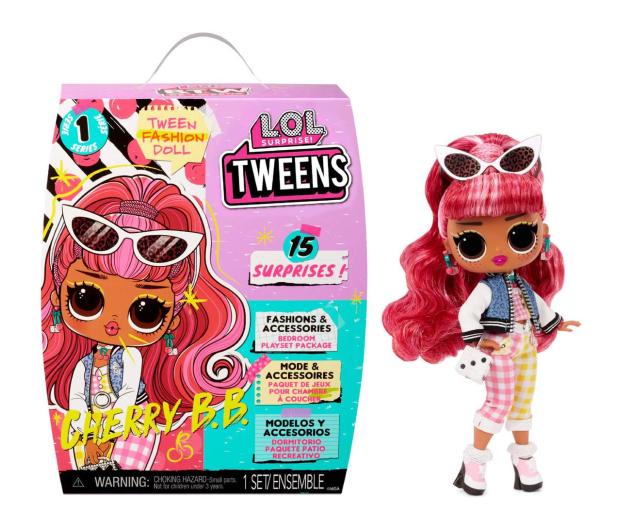 L.O.L. Surprise! Tweens Doll- Cherry B.B. - 1021807 - zdjęcie