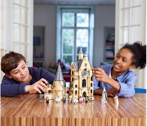 LEGO Harry Potter 75948 Wieża zegarowa na Hogwarcie™ - 496235 - zdjęcie 2