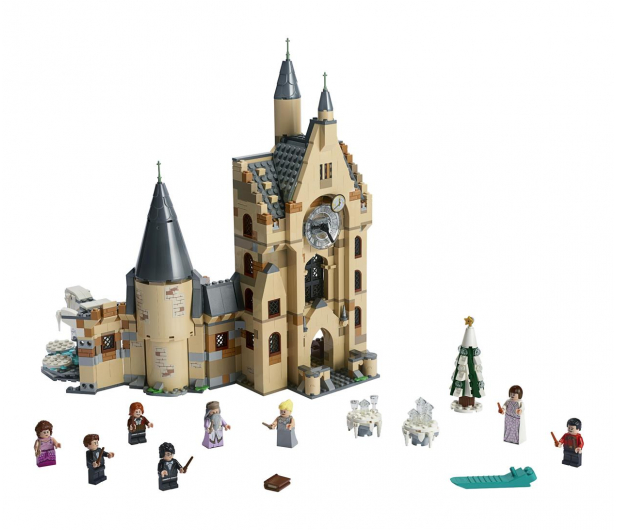 LEGO Harry Potter 75948 Wieża zegarowa na Hogwarcie™ - 496235 - zdjęcie 8