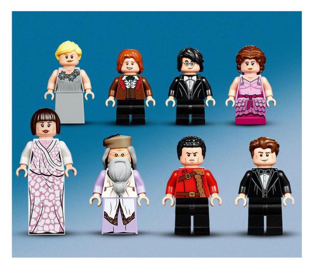 LEGO Harry Potter 75948 Wieża zegarowa na Hogwarcie™ - 496235 - zdjęcie 7