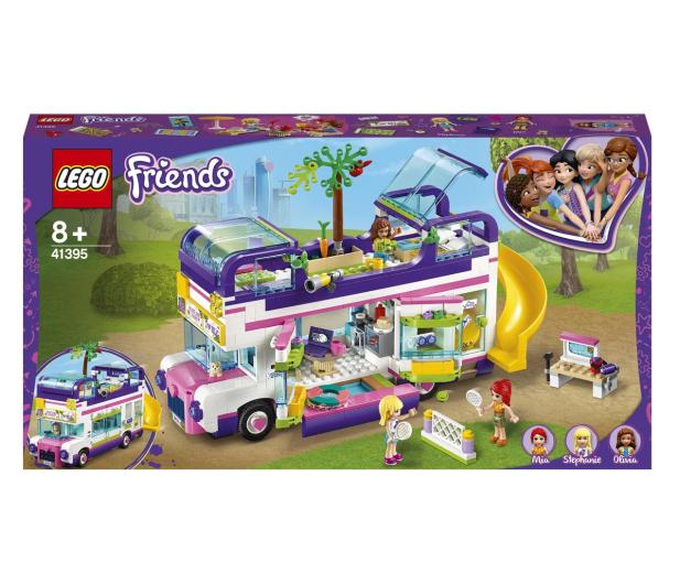 LEGO Friends 41395 Autobus przyjaźni - 532721 - zdjęcie