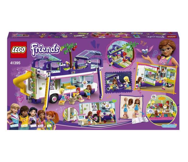 LEGO Friends 41395 Autobus przyjaźni - 532721 - zdjęcie 9