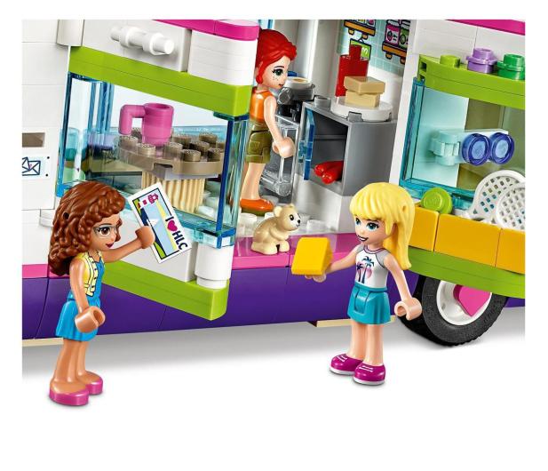 LEGO Friends 41395 Autobus przyjaźni - 532721 - zdjęcie 6