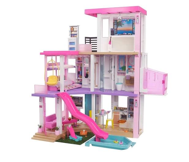 Barbie Dreamhouse Deluxe domek dla lalek - 1023251 - zdjęcie