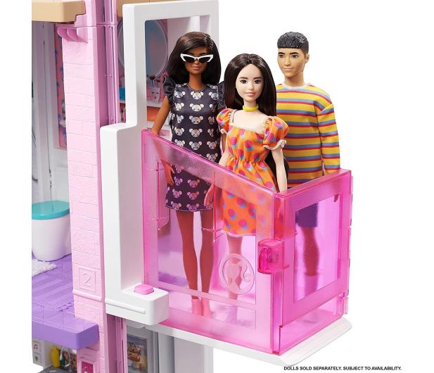 Barbie Dreamhouse Deluxe domek dla lalek - 1023251 - zdjęcie 7