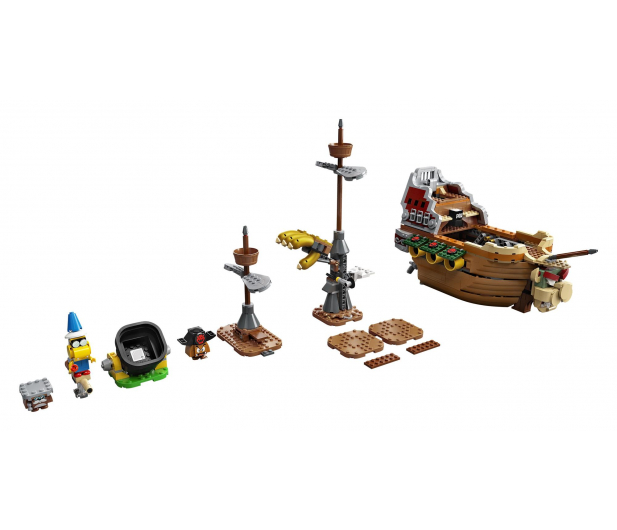 LEGO Super Mario 71391 Sterowiec Bowsera - 1022686 - zdjęcie 5