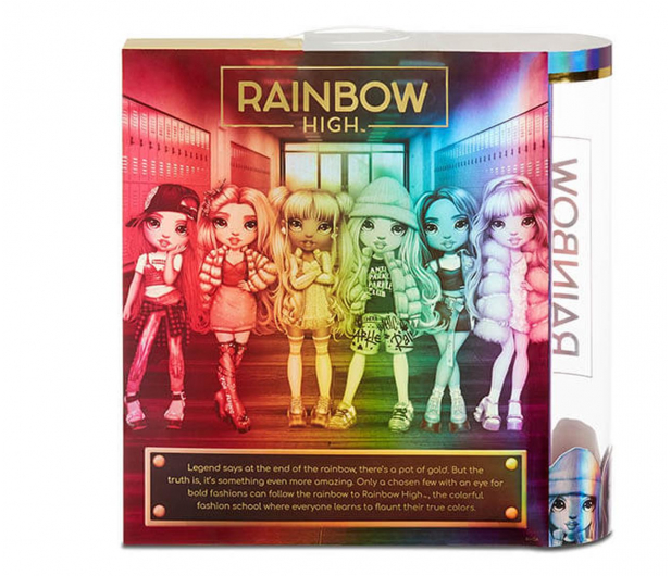 Rainbow High Fashion Sunny Madison - 1010567 - zdjęcie 5