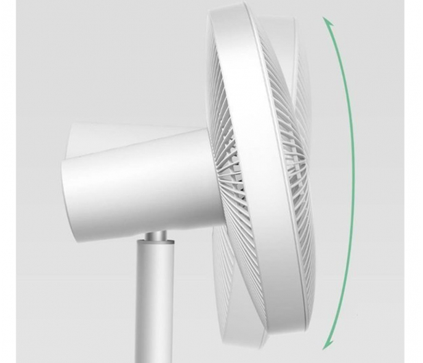 Xiaomi Mi Smart Standing Fan Pro White - 1023160 - zdjęcie 3