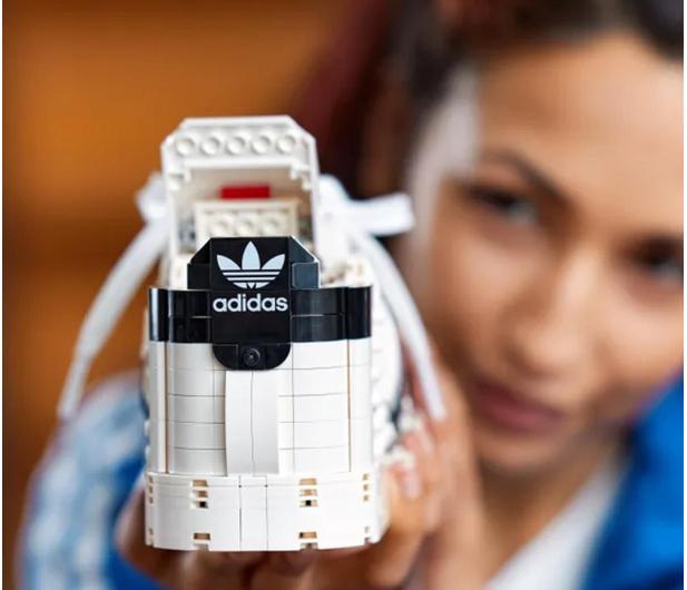 LEGO Adidas 10282 Originals Superstar - 1024890 - zdjęcie 5