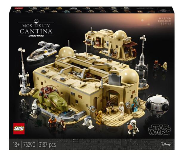 LEGO Star Wars 75290 Kantyna Mos Eisley - 1012689 - zdjęcie