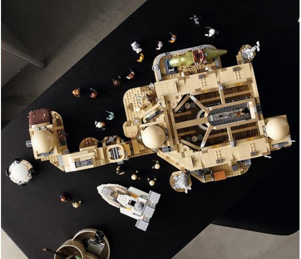 LEGO Star Wars 75290 Kantyna Mos Eisley - 1012689 - zdjęcie 2