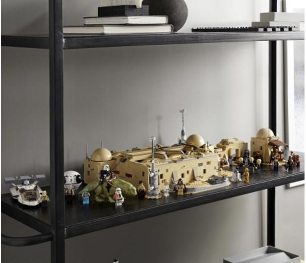 LEGO Star Wars 75290 Kantyna Mos Eisley - 1012689 - zdjęcie 4