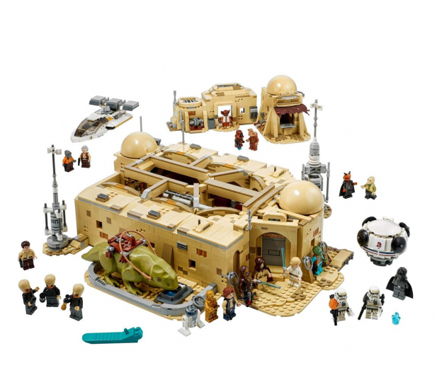 LEGO Star Wars 75290 Kantyna Mos Eisley - 1012689 - zdjęcie 5
