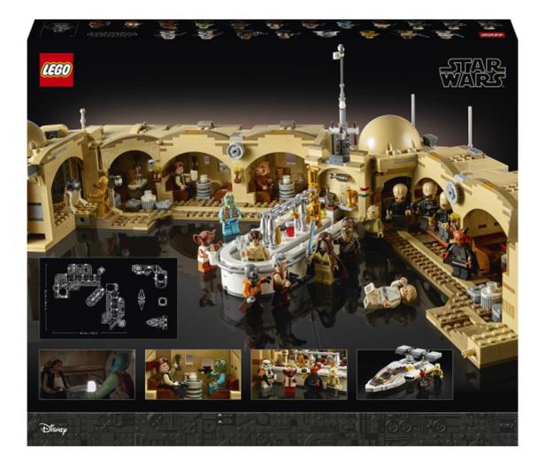 LEGO Star Wars 75290 Kantyna Mos Eisley - 1012689 - zdjęcie 6