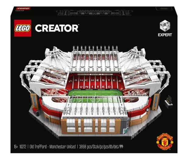 LEGO Creator 10272 Old Trafford - Manchester United - 567432 - zdjęcie