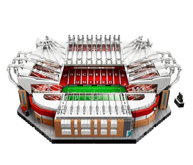 LEGO Creator 10272 Old Trafford - Manchester United - 567432 - zdjęcie 6