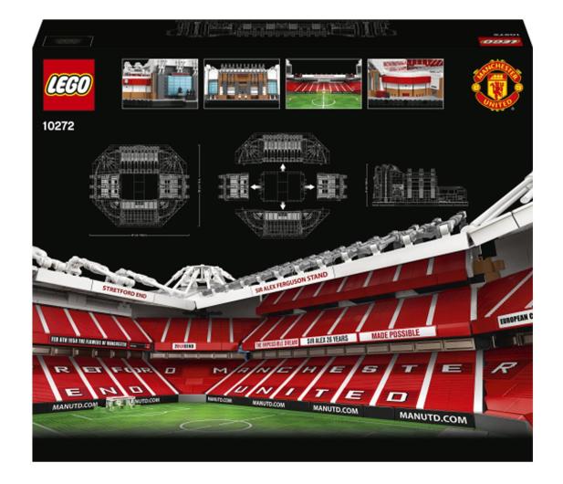 LEGO Creator 10272 Old Trafford - Manchester United - 567432 - zdjęcie 7
