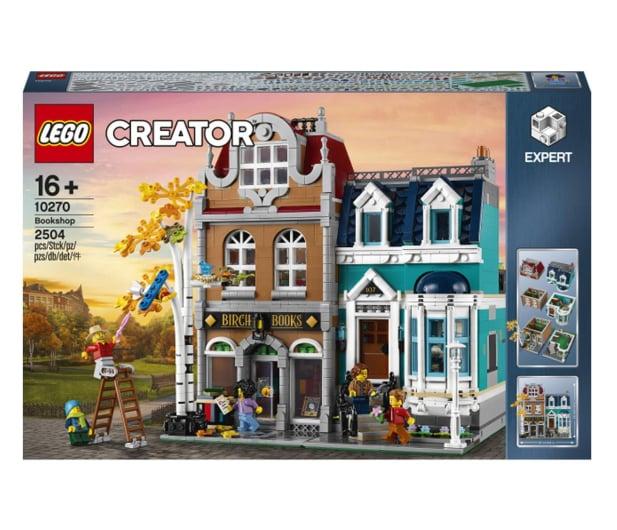 LEGO Creator 10270 Księgarnia - 553978 - zdjęcie