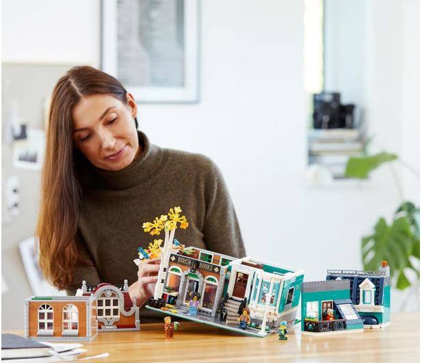 LEGO Creator 10270 Księgarnia - 553978 - zdjęcie 2