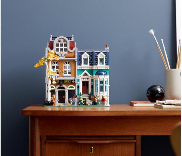LEGO Creator 10270 Księgarnia - 553978 - zdjęcie 4