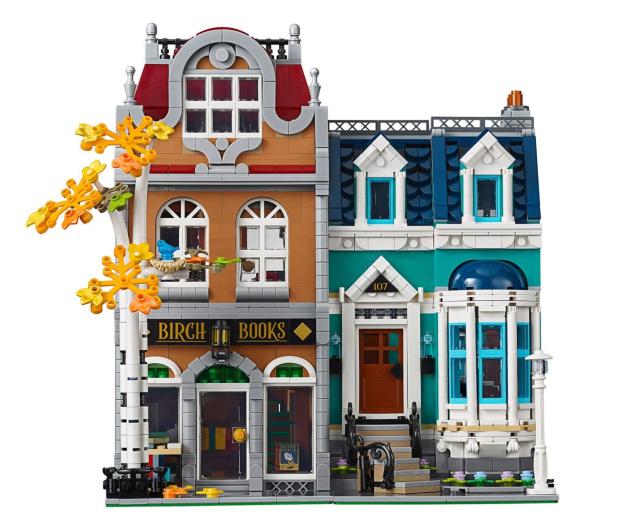 LEGO Creator 10270 Księgarnia - 553978 - zdjęcie 5