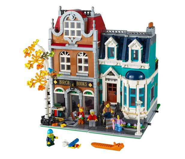 LEGO Creator 10270 Księgarnia - 553978 - zdjęcie 6