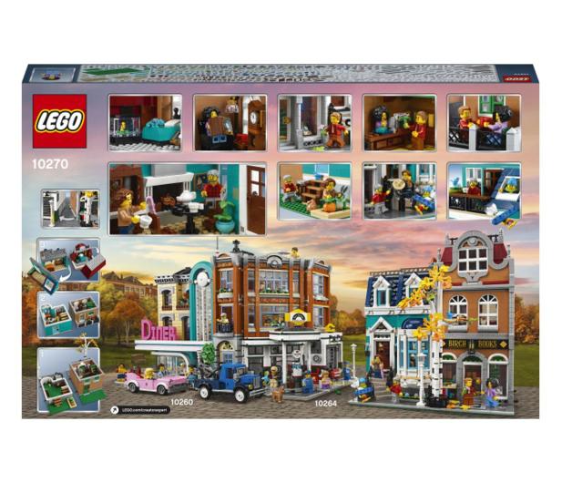 LEGO Creator 10270 Księgarnia - 553978 - zdjęcie 7