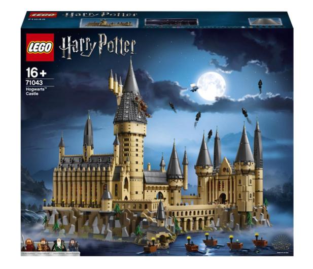 LEGO Harry Potter 71043 Zamek Hogwart - 482747 - zdjęcie