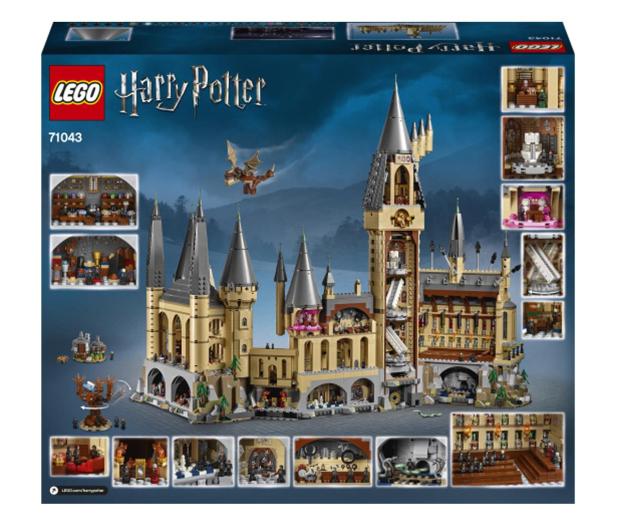 LEGO Harry Potter 71043 Zamek Hogwart - 482747 - zdjęcie 7