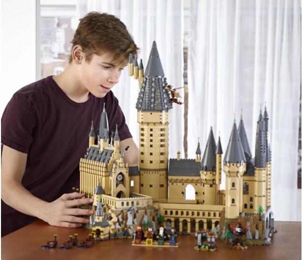 LEGO Harry Potter 71043 Zamek Hogwart - 482747 - zdjęcie 2