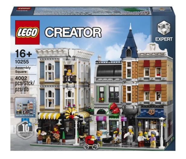 LEGO Creator 10255 Plac Zgromadzeń - 415974 - zdjęcie